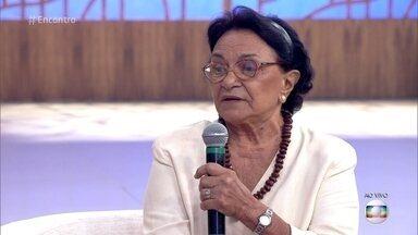 Dona Zeneida criou ONG para difundir a cultura indígena na ilha de Marajó - Senhora conta que a ideia da escola surgiu aos 8 anos de idade. Zeneida conta sua história, ela começou estudos sobre pajelança há mais de 70 anos