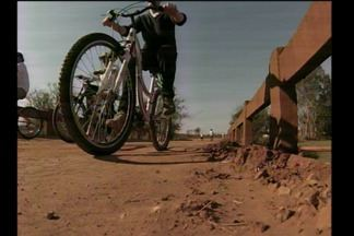 A agenda destaca o roteiro de São Nicolau, RS, de bicicleta - Faz parte da rota dos santos mártires.
