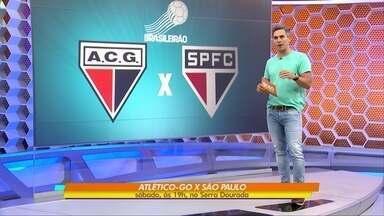 Veja como está a preparação do São Paulo para o duelo com o Atlético-GO - Veja como está a preparação do São Paulo para o duelo com o Atlético-GO