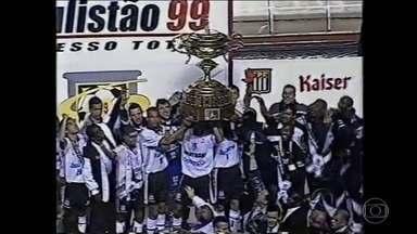 EE vai contar a história do clássico centenário entre Corinthians e Palmeiras - EE vai contar a história do clássico centenário entre Corinthians e Palmeiras