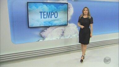 Confira a previsão do tempo para esta quinta-feira (2) no Sul de Minas - Confira a previsão do tempo para esta quinta-feira (2) no Sul de Minas