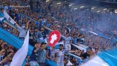 Torcedores estão felizes com o Grêmio na final da Libertadores - Galera fez perguntas para o goleiro Marcelo Grohe.