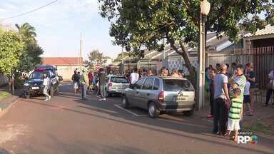 Homem preso em Ponta Grossa confessa ter abusado e matado mulher no norte do estado - Um homem, que já havia sido preso suspeito de cometer o crime, foi solto pela justiça.