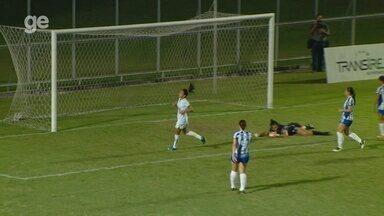 Veja os gols da vitória do Iranduba sobre o São Raimundo - Partida foi válida pela semifinal do Campeonato Amazonense feminino