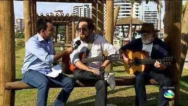 Heitor Mendonça e Muskito abrem show de Zé Ramalho hoje em Aracaju - Heitor Mendonça e Muskito abrem show de Zé Ramalho hoje em Aracaju.