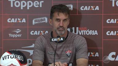 Vitória: Fernando Miguel e Kanu voltam para o time titular; Mancini comenta - Confira as notícias do rubro-negro baiano.