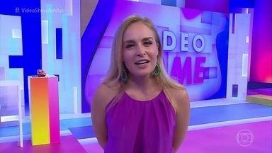 Angélica mostra bastidores do novo 'Vídeo Game' - Temporada especial vai ao ar a partir de segunda, 06/11