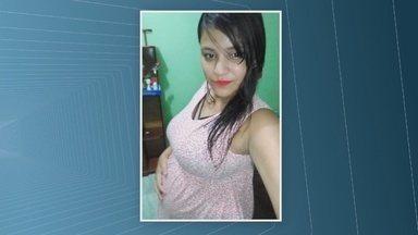 Buscas pela jovem grávida desaparecida em Monte Negro continuam - Tainá Carina está grávida de oito meses.