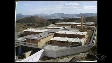 Presídio de Cachoeiro, no Sul do ES, tem quase o dobro de presos, segundo a OAB - Escassez de água e falta de profissionais da saúde também foram constatadas.