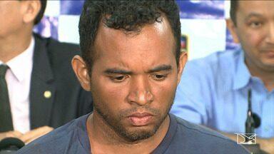 Ex-padrasto de Alanna Ludmilla confessa crime em São Luís - Robert Serejo confessou que estuprou e depois matou a menina, segundo a polícia.