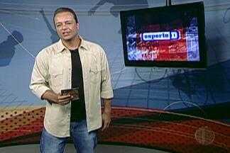 Íntegra Esporte D - 06/11/2017 - Programa desta segunda-feira (6) tem notícias do tenista João Feijão, além de informações sobre o Mogi Basquete. Edição ainda mostra pagamento de aposta no 'Resenha'.