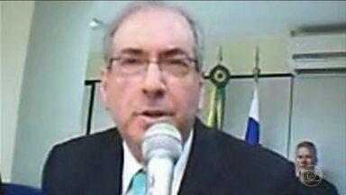 Em depoimento, Cunha tenta desacreditar acusações feitas contra ele - O ex-deputado disse à Justiça Federal que acusações da delação de Funaro não são verdadeiras.