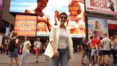 Diversidade Na Semana De Moda De Nova York