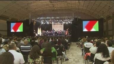 Campus do Instituto Federal de Cubatão completa 30 anos - Congressos comemoram o aniversário do campus.