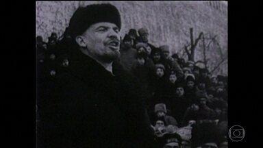 Há 100 anos era proclamada a revolução russa - Um século depois de uma revolução falha e que restringiu a liberdade da população, os russos deram pouca atenção à data.