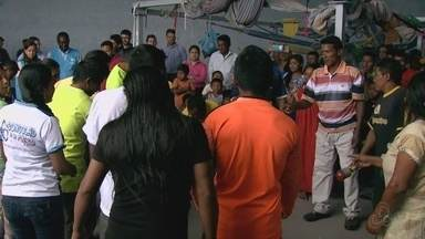 Comitiva da ONU participa de inauguração de abrigo em Pacaraima - Estado entrou na rota dessa missão internacional.