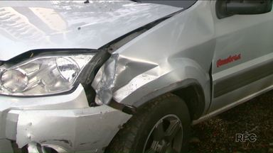 Bandidos atiram contra casal na BR-277 - Um adolescente foi apreendido