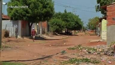 CETV visita o bairro Malvinas da cidade de Barbalha e mostra a situação de problemas - Saiba mais em g1.com.br/ce