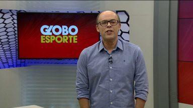 Confira a íntegra do Globo Esporte desta quarta-feira - Veja os destaques na área esportiva na Paraíba