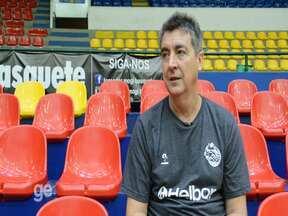 Guerrinha avalia que Paulista foi bom preparatório para o NBB - Técnico do Mogi destaca que equipe lutou para chegar à final estadual até o último lance