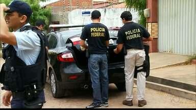 Busca e apreensão na Paraíba na operação contra a fraude no Enem do ano passado - Dois mandados de busca e apreensão foram cumpridos em Cajazeiras