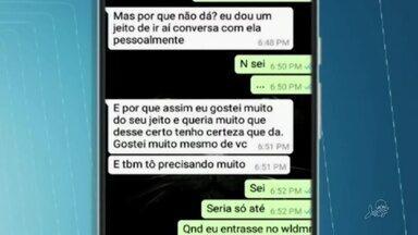 Casal é preso em Ubajara suspeito de estuprar várias adolescentes - Confira mais notícias em G1.Globo.com/CE