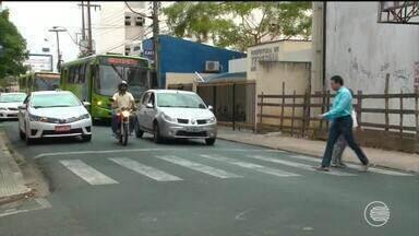 Pedestres e ciclistas poderão ser multados por infrações de trânsito em 2018 - Pedestres e ciclistas poderão ser multados por infrações de trânsito em 2018