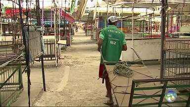 Capacitação para carroceiros segue em Caruaru - Encontro é realizado pelo Sebrae