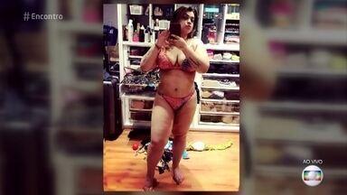Preta Gil comenta críticas que recebe por conta de seu corpo - Cantora postou uma foto de biquíni e recebeu uma enxurrada de comentários negativos e ofensas