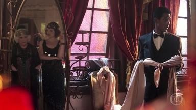 Lucerne descobre a fuga de Natália - Furiosa, ela ameaça Felícia