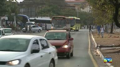 Veja a circulação de ônibus em São Luís - Confira a circulação de ônibus pelas ruas e avenidas da capital nesta sexta-feira (10).