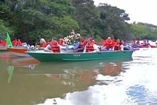 Festa de Nossa Senhora da Escada é neste final de semana em Guararema - Evento é tradicional e terá programação religiosa e cultural.
