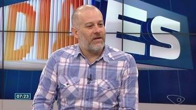 Editor de A Gazeta fala sobre os destaques do cinema no ES - Rafael Braz comentou as estreias no Bom Dia ES desta sexta-feira (10).