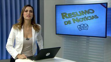 Resumo das notícias do Bom Dia Paraíba de sexta-feira - Veja o resumo de notícias de hoje.