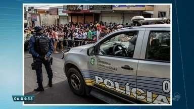 População se revolta com a situação da esposa do casal que violentava jovens em Ubajara - Saiba mais em g1.com.br/ce
