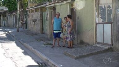 RJ Móvel visita bairro Santa Luzia em São Gonçalo - Moradores reclamam que o local sofre com alagamento quando chove.