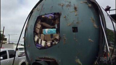 Denarc apreende 6 toneladas de maconha em tanque de caminhão - Polícia chegou aos traficantes após 6 meses de investigação