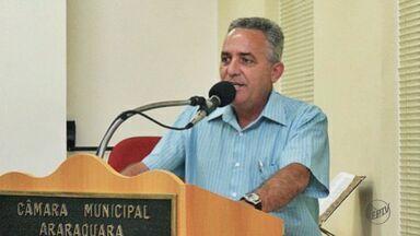 Ex-vereador de Araraquara, SP, é preso por corrupção passiva - Serginho Gonçalves cometeu os crimes em 2012 quando ele fazia campanha para a reeleição.