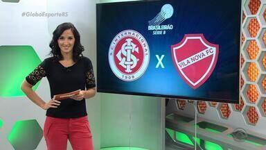 Globo Esporte RS - Bloco 2 - 10/11 - Assista ao vídeo.