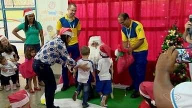 Começa campanha das cartinhas do Papai Noel dos Correios - Qualquer pessoa pode ajudar adotando uma cartinha para presentear uma criança.