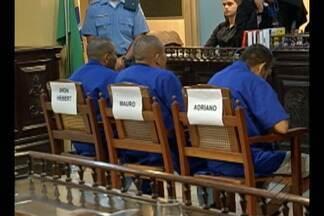 Tribunal do Júri condenou três réus por envolvimento na morte do 'cabo Pet' - Policial foi morto a tiros em 2014. Após o assassinato, dez pessoas foram executadas na periferia de Belém.