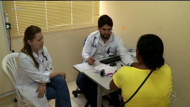 Comunidade do Antônio Cassimiro recebe ação de saúde nesta sexta-feira (10) - Atividade conta com serviços de aferição da pressão arterial, testes de glicemia, sífilis, avaliação de IMC, além de prática de exercícios e orientações profissionais.