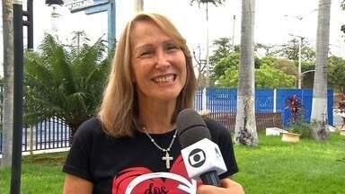 Igreja evangélica realiza evento conferência da família em Juazeiro do Norte - Saiba mais em g1.com.br/ce
