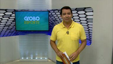 Confira na íntegra o Globo Esporte desta sexta-feira (10/11/2017) - Kako Marques traz as principais notícias do esporte paraibano