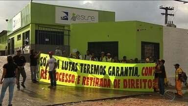 Emsurb decide prorrogar contrato emergencial com empresas que fazem limpeza de Aracaju - Emsurb decide prorrogar contrato emergencial com empresas que fazem limpeza de Aracaju