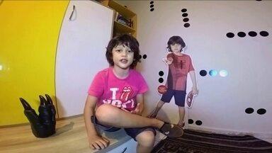 Crianças movimentam o mercado de canais de vídeos na internet - Um empresário viu nesse nicho uma oportunidade e decidiu fazer um curso de como criar vídeos. A procura é altíssima.
