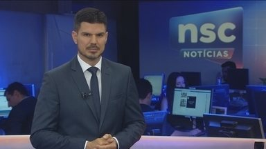 Confira os destaques do NSC Notícias desta sexta-feira (10) - Confira os destaques do NSC Notícias desta sexta-feira (10)