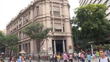 Tribunal Eleitoral inaugura posto na Praça Sete, em Belo Horizonte - Oito guichês vão funcionar de segunda a sexta-feira, das 7h às 19h.