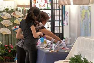 Furusato Matsuri acontece neste fim de semana em Mogi das Cruzes - Stands e pavilhão foram finalizados nesta sexta-feira.