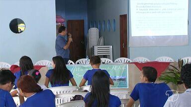 I Fórum em Defesa da APA da Serra do Saubal acontece em Santarém - O encontro discute maneiras de preservação para a área.